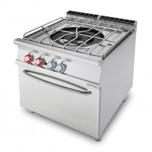 """""""Paellaro"""" gas su forno a gas statico GN 2/1"""